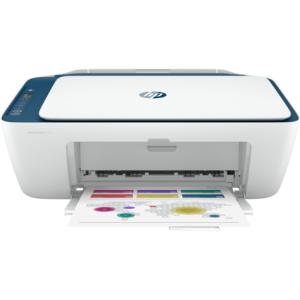 HP DeskJet 2721 All-in-One Printer, Indigo (Blue)