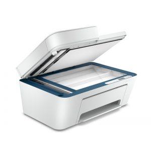 HP DeskJet Plus 4130 All-in-One Printer, Indigo (Blue)
